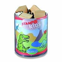 Razítka Aladine Stampo Kids - Dinosauři