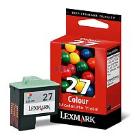 Cartridge Lexmark 10N0227E  č. 27 pro inkoustové tiskárny