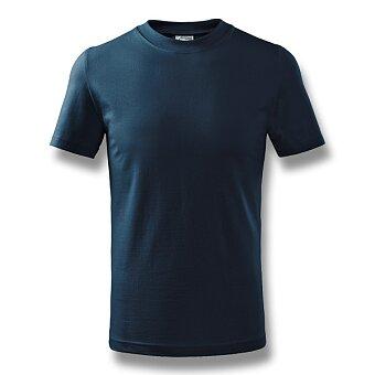 Obrázek produktu Adler Basic - dětské tričko, pro 4 roky / 110 cm, výběr barev