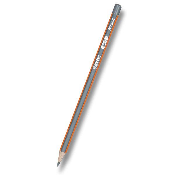 Tužka Maped Black´Peps tvrdost HB (číslo 2)