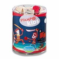Razítka Aladine Stampo Kids - Piráti
