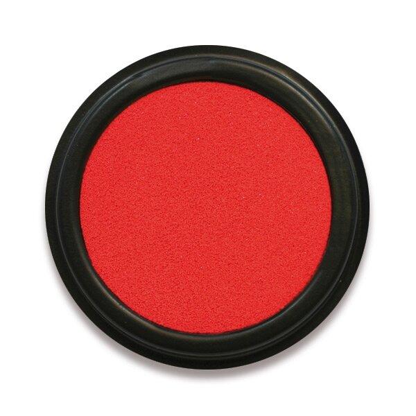 Razítkovací polštářek na textil Izink červená