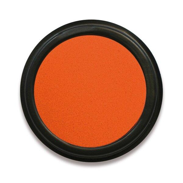 Razítkovací polštářek na textil Izink oranžová
