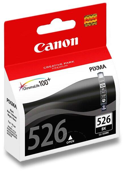 Cartridge Canon CLI-526 pro inkoustové tiskárny black (černá)