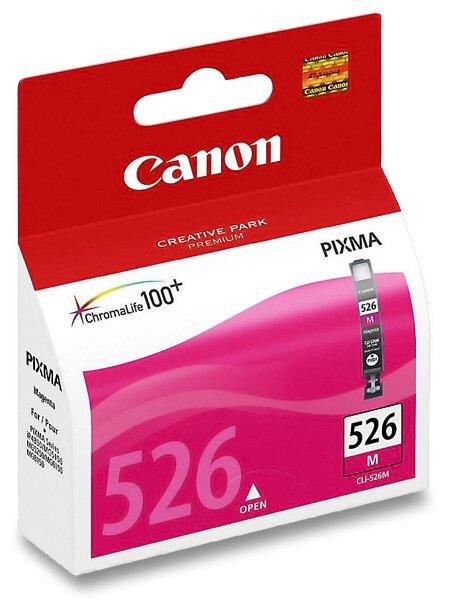 Cartridge Canon CLI-526 pro inkoustové tiskárny magenta (červená)