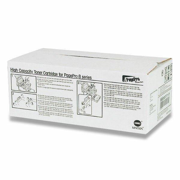 Toner Konica Minolta MC2400 pro laserové tiskárny cyan (modrý)