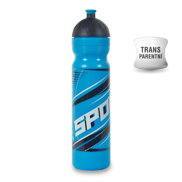 Zdravá lahev 1,0 l Sport modrý