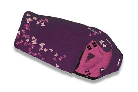 Obrázek produktu Spacák Boll Patrol Blueberry - levý zip, pro praváky