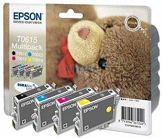 Cartridge Epson T061540 multipack pro inkoustové tiskárny