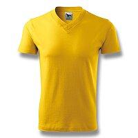Adler V-Neck - tričko unisex, velikost S, výběr barev