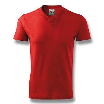 Obrázek produktu Adler V-Neck - tričko unisex, velikost M, výběr barev