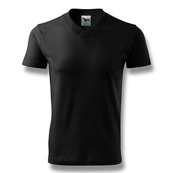 Obrázek produktu Adler V-Neck - tričko unisex, velikost XXL, výběr barev