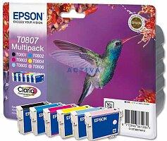Multipack pro inkoustové tiskárny Epson T080740