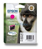 Cartridge Epson T089340  magenta (červená) pro inkoustové tiskárny