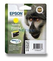 Cartridge Epson T089440  yellow (žlutá) pro inkoustové tiskárny