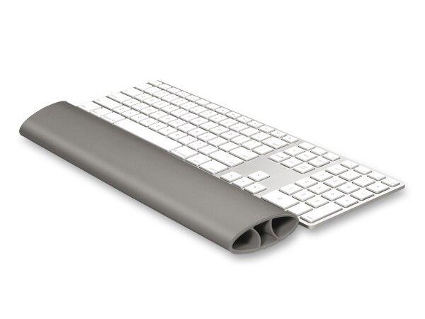 Opěrka ke klávesnici Fellowes I-Spire Keyboard Wrist Rocker šedá