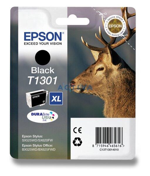 Cartridge Epson T130140 pro inkoustové tiskárny black (černý)