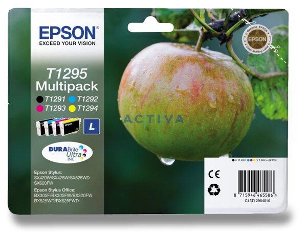 Cartridge Epson T129540 multipack pro inkoustové tiskárny