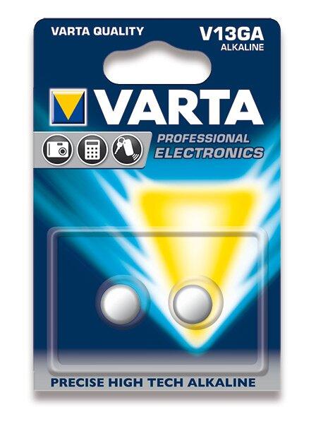 Alkalické baterie Varta Professional Electron V 13 GA, 2 ks