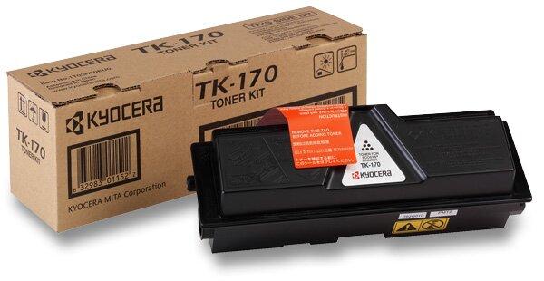 Toner Kyocera TK-170 pro laserové tiskárny black (černý)