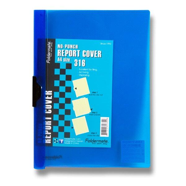 Rychlovazač FolderMate Pop Gear A4 modrý