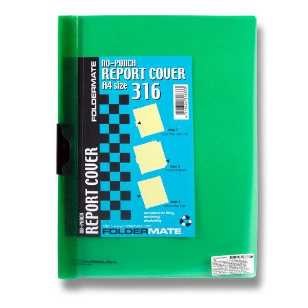 Rychlovazač FolderMate Pop Gear A4 zelený