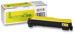 Toner Kyocera TK-560Y pro laserové tiskárny