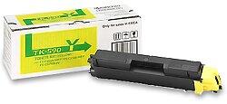 Toner Kyocera TK-590Y pro laserové tiskárny