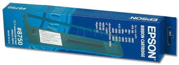 Páska pro jehličkové tiskárny Epson S015021 černá