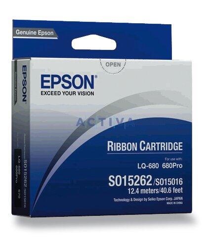Páska pro jehličkové tiskárny Epson S015262 černá
