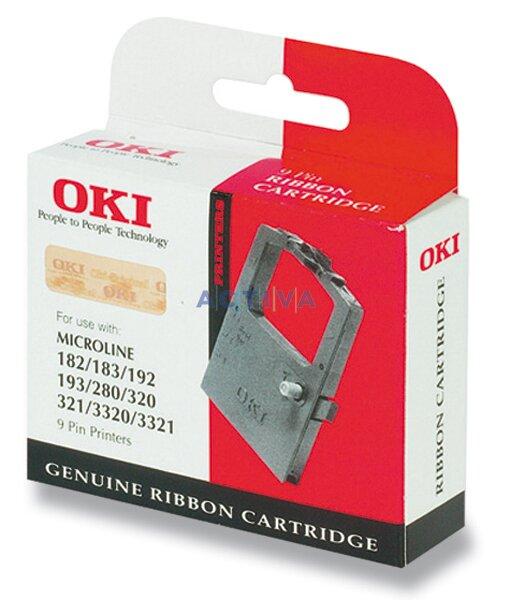 Páska pro jehličkové tiskárny OKI RIB182-3321