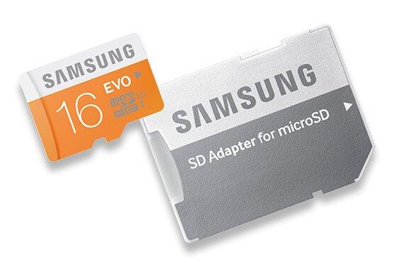 Paměťová karta Samsung - Micro SDHC 16 GB