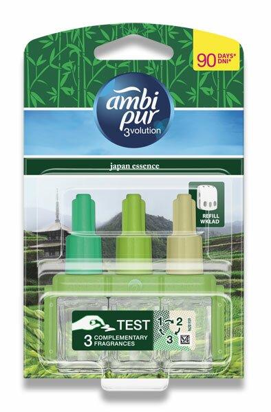 Náplň do elektrického osvěžovače vzduchu Ambi Pur 3Volution Japan Tatami
