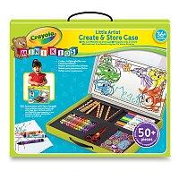 Výtvarný kufřík Crayola Mini Kids