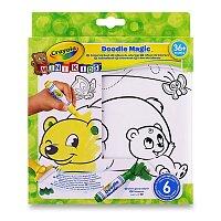 Kouzelné čmárání Crayola Mini Kids