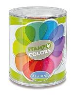 Razítkové barevné polštářky - Vitamine