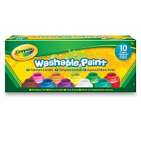 Temperové barvy Crayola