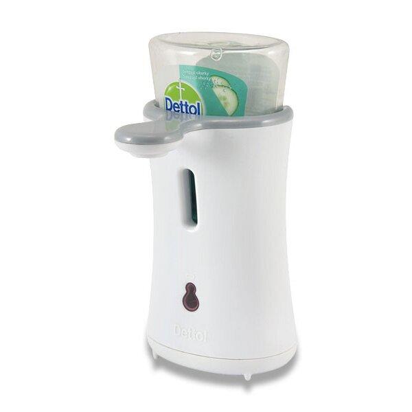 Bezdotykový dávkovač mýdla včetně náplně mýdla a baterií