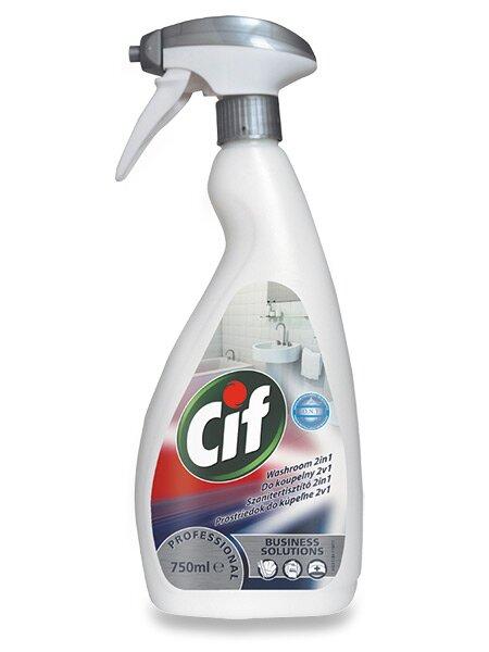 Čistící prostředek Cif Professional koupelny 750 ml