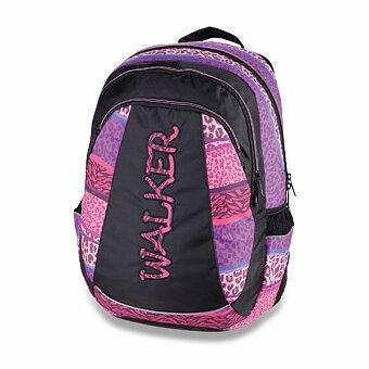Obrázek produktu Školní batoh Walker Shape Wildlife