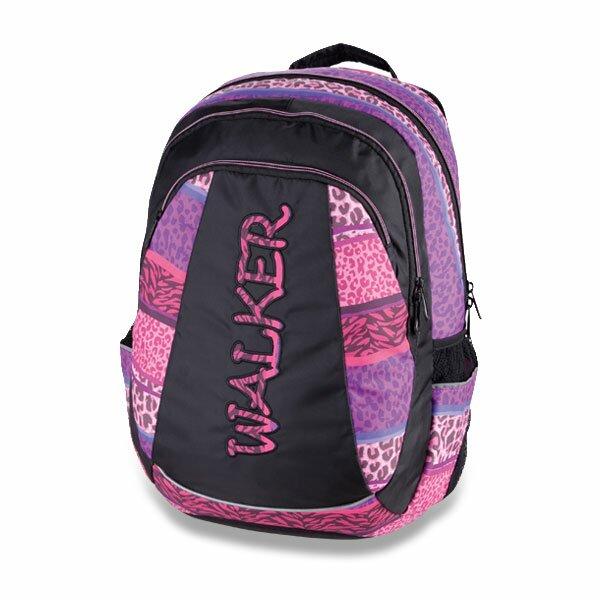 Školní batoh Walker Shape Wildlife