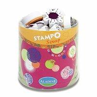 Razítka Stampo Scrap - Kruhy a kružnice