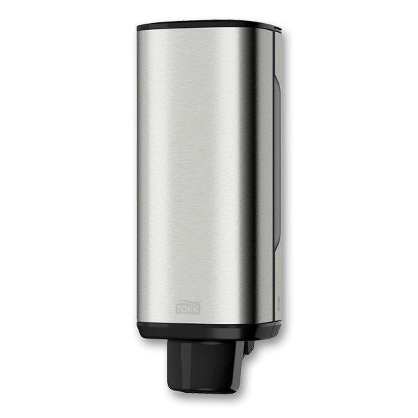 Luxusní zásobník na tekuté mýdlo Tork Image Design nerez