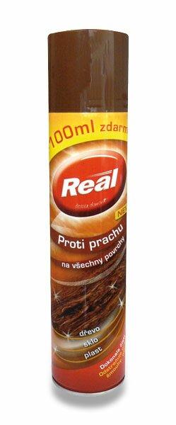 Sprej proti prachu Real 400 ml