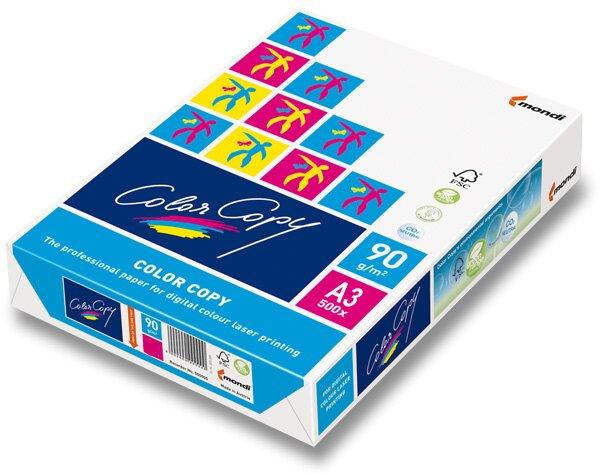 Satinovaný papír Color Copy A3, 90 g, 500 listů