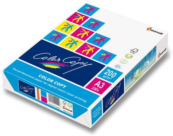 Satinovaný papír Color Copy A3, 200 g, 250 listů