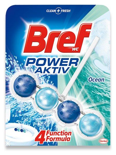Připravek na toalety Bref Power Aktiv ocean breeze