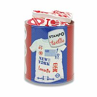 Razítka Stampo Textile - Londýn, New York