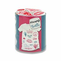 Razítka Stampo Textile - Glam Rock