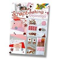 Scrapbooking - Láska